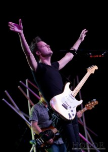 Lincoln Brewster at the Experience Conference